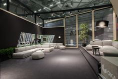 OKA Stand at ORGATEC by MOA, Köln – Germany » Retail Design Blog