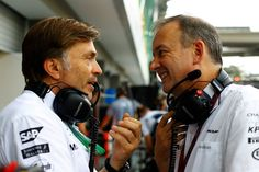 McLaren's New Racing CEO, Jost Capito gets up to speed with Jonathan Neale.