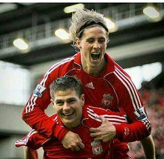 Torres and Gerrard
