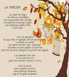 El racó de l'infant | RECURSOS TARDOR | Scoop.it Learn A New Language, Spanish Teacher, Conte, Valencia, Learning, School, Fall, Poems, Short Stories
