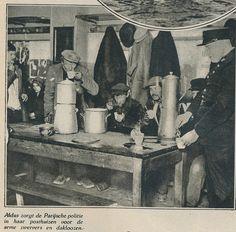 Parijs daklozen opvang 1932