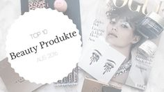 10 Top Beauty Produkte aus 2016 – Moni Und Kleid Beauty, Tops, Blog, Products, Gowns, Blogging, Beauty Illustration