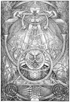 Esoteric Symbols and Their Meanings | At The Cusp of Occultist Illusionism >>> David Chaim Smith Artwork ...