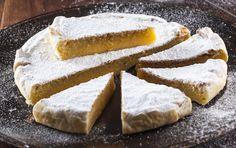 Receita de Tarte de Lamego. Descubra como cozinhar a receita de tarte de Lamego de maneira prática e deliciosa com a TeleCulinária!