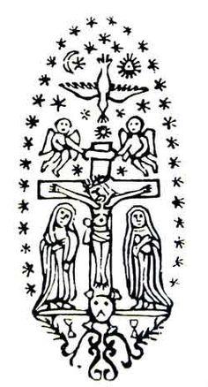 jerusalem cross tattoo coptic design by jacob razzouk