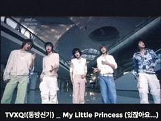 TVXQ!(동방신기) _ My Little Princess (있잖아요...) _ MusicVideo(뮤직비디오)【KPOP Korean POP Music K-POP 韓國流行音樂】