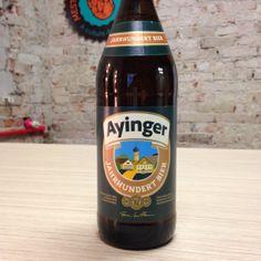 Ayinger Jahrhundert Bier (5,2% / Munich Helles / Aying - Alemanha) #cerveja #beer