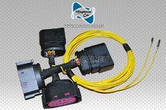 Xenon Bi-xenon Scheinwerfer Adapter Kabel Kabelbaum Cable Für Vw Golf 5