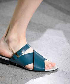 16 of the Most Lust-Worthy Shoes from #NYFW - Jason Wu - from InStyle.com