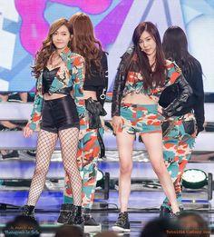 Snsd - Jessica Jung & Tiffany Hwang #Jeti #ggcf #fantaken