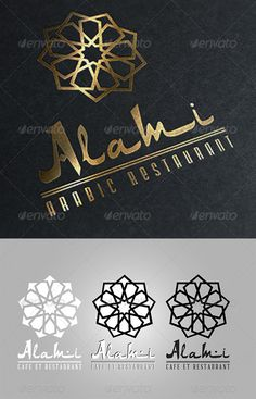 Alami - Logo Design Template Vector #logotype Download it here: http://graphicriver.net/item/alami/5382143?s_rank=415?ref=nesto