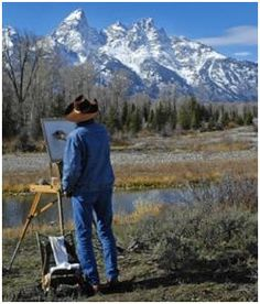 Free Painting and Drawing Lessons - Enjoy creating your own masterpieces outdoors or at home with the help of thousands of free, professional, online lessons, tips and tutorials.