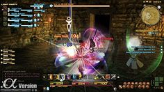 FINAL FANTASY XIV A REALM REBORN - INSTANCED DUNGEONS GAMEPLAY - PC PS3