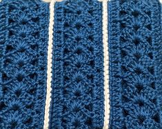 Thassos Mosaic Crochet Blanket instant download PDF pattern | Etsy Crochet Vest Pattern, Easy Knitting Patterns, Shawl Patterns, Crochet Patterns, Chateauneuf Du Pape, Pink Shawl, Circular Knitting Needles, Ohio, Yarn Brands