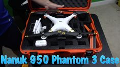 Nanuk 950 DJI Phantom 3 Case Review - http://zerodriftmedia.com/nanuk-950-dji-phantom-3-case-review/