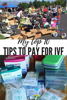 My Top 10 Tips to Pay for IVF