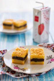 HESTI'S KITCHEN : yummy for your tummy: Prol Tape Cokelat Lapis Yogurt
