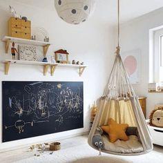 (1) 40 schönste Kinderzimmer Ideen bei Instagram – KidsWoodLove Creative Kids Rooms, Cool Kids Rooms, Ikea Girls Room, Kids Bedroom, Playroom Decor, Baby Room Decor, Ikea Kids, Baby Room Design, Toy Rooms