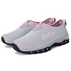 Women Breathable Mesh Soft Sole Light Outdoor Sport Shoes  Worldwide delivery. Original best quality product for 70% of it's real price. Hurry up, buying it is extra profitable, because we have good production sources. 1 day products dispatch from warehouse. Fast & reliable shipment...