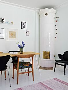 Göteborg apartment | via La maison d'Anna G. | Scandinavian home
