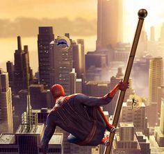 Le site qui envoie du poney mort E4 – The Amazing Spiderman
