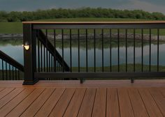 TimberTech Evolutions Rail Builder Railing Collection in Classic Black