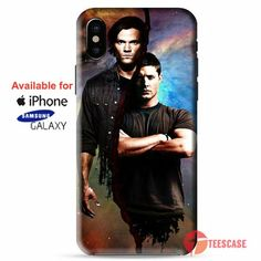 Supernatural Dean Winchester iPhone X Cases, iPhone Case, Samsung Galaxy Case 465 - Awesome Products Design Caseduds Ipod Touch 6 Cases, Ipod Touch 6th, Dean Winchester, Supernatural Dean, Htc One M8, Google Pixel Xl, Iphone 5c Cases, Galaxy Note 9, Samsung Galaxy S9