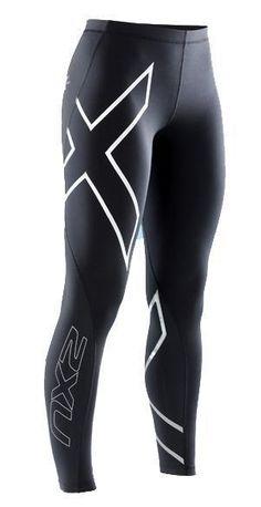 My Triathlon - 2XU Womens Thermal Compression Tights WA1533, �48.00 (http://mytriathlon.co.uk/products/2XU-Womens-Thermal-Compression-Tights.html/)