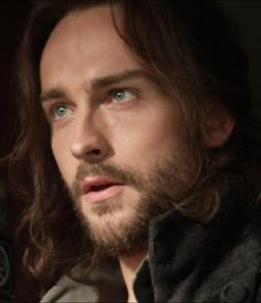 """Tom Mison, Ichabod Crane on Sleepy Hollow. My husband's quote after the first episode, """"he's a very attractive man."""""""