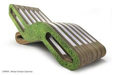 L'elegante e raffinato ecodesign di Giorgio Caporaso esposto a VISCOM 2012