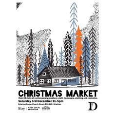 It's today! Come on down 11-5 at The Brighton Dome for festive cheer and fabulous gifts!