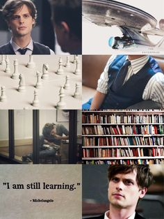 "Dr. Spencer Reid | Aesthetics ""I don't believe that intelligence can be accurately quantified, but I do have an IQ of 187, an eidetic memory, and can read 20,000 words per minute. Yes, I'm a genius."""