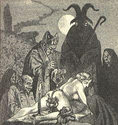 BLACK MEDIC | abinferis: Jules Michelet's La Sorcière ...