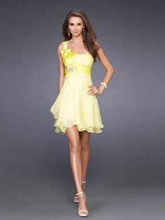 short gray prom dress | ... Bow-One-Shoulder-Neckline-Sleeveless-Short-Homecoming-Dress-SG0381.jpg