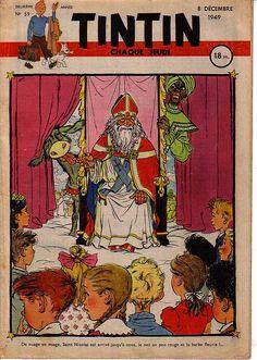 Journal de TINTIN édition Française N° 59 du 8 Décembre 1949