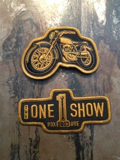 See See Motorcycles - Online Shop — The One Show Patch