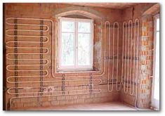 Simple Solutions To Problems With Your Plumbing – Plumbing Casas Country, Eco Construction, Earth Bag Homes, Heating And Plumbing, Plumbing Pipe, Radiant Floor, Radiant Heat, Underfloor Heating, Gothic Home Decor
