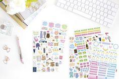 Sticker Sheets, Wedding Planning Stickers V2  #BloomPlanners #BloomPlanner #BloomDailyPlanners #Calendar #BloomGirl #Planner #Plan #Organization #Inspiration #PlannerAddict #PlannerLove #PlannerCommunity #BloomWhereYouArePlanted #PlanToBloom