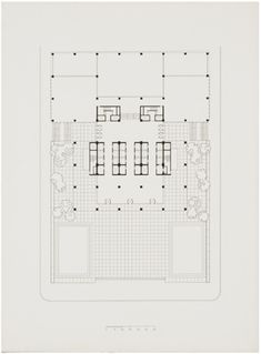 The Seagram Building, Mies van der Rohe