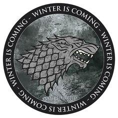 Se acerca el invierno… – Alfombrilla en de 3 mm de espesor.– Proceso de impresión de alta calidad.– Dimensiones: 23.5 x19, 5cm.