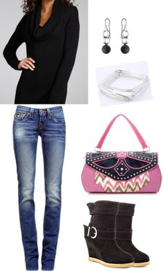 """Studded Purse"" by glamupparties on Polyvore"