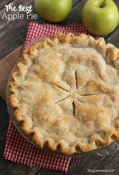 The Best Apple Pie on MyRecipeMagic.com