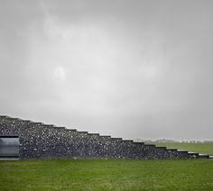 Flintstone House in England / Stufen in höhere Sphären - Architektur und Architekten - News / Meldungen / Nachrichten - BauNetz.de