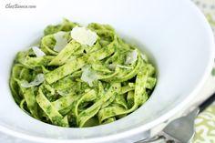 Pesto de espinafre « chezbianca