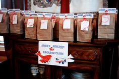 Jon & Shannon's Blog: Amery's Airplane Themed 2nd Birthday Party