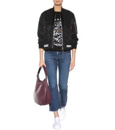 It is official now - year of 2016 will be a year of flared jeans! Trendsetter Olivia Palermo is wearing them! Mega stylish Editor-in-Chief of Vogue Paris Emmanuelle Alt set