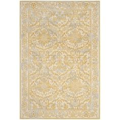 Shop for Safavieh Evoke Ivory/ Gold Rug (10' x 14'). Get free shipping at Overstock.com - Your Online Home Decor Outlet Store! Get 5% in rewards with Club O!