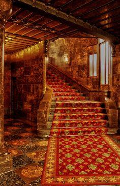 'interior of castle' by Sanja Dedić on 500px