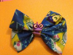 Monsters University Bow on Etsy, $6.00