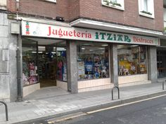 JUGUETERIA ITZIAR  c/ Club, 7 48930 LAS ARENAS/GETXO Tel. 946020566 jugueteria.itziar@gmail.com www.facebook.com/pages/Jugueteria-Itziar-Las-Arenas/213423785466319?fref=ts #jugueteria #juguetes #regalos #getxo #getxotienepremio